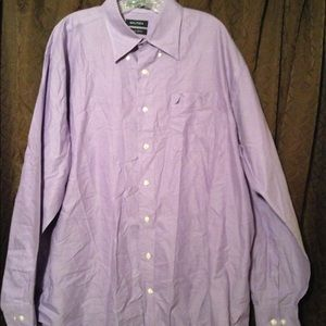 Lyle & Scott Scotland Button Down Shirt